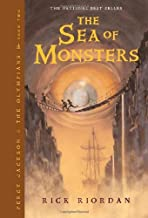 By Rick Riordan - The Sea of Monsters (Percy Jackson & the Olympians) (Reprint)