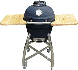 Folding BBQ Grill, Portable Outdoor Barbecue Charcoal Grill, Stainless Steel Grill for Outdoor Patio Backyard Cooking Camp...