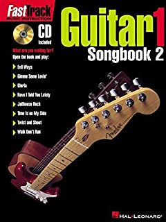 Fasttrack - Guitar 1 - Songbook 2