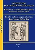 Continuatio de la Crónica de Alfonso III: Edición, traducción y presentación