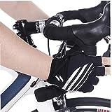 Liadance Guantes de bicicleta transpirables para exteriores, guantes de ciclismo...
