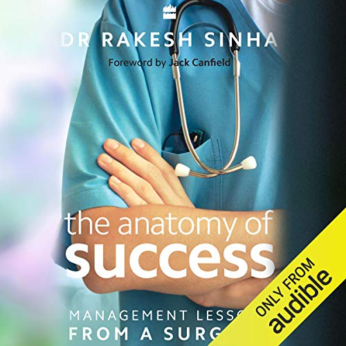 The Anatomy of Success cover art