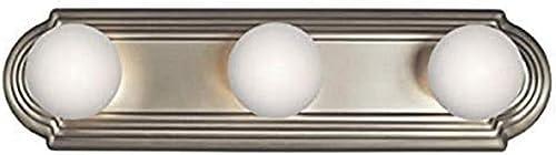 popular Kichler discount 5003NI Linear Bath 18-Inch, popular Brushed Nickel sale