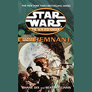 Star Wars: The New Jedi Order: Force Heretic I: Remnant Titelbild