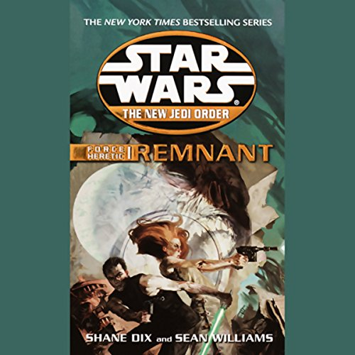 Star Wars: The New Jedi Order: Force Heretic I: Remnant audiobook cover art