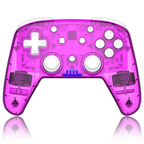 mächtig der welt Momen-Controller für Nintendo-Switch, Pro-Controller-Switch, drahtlosen Bluetooth-Controller…