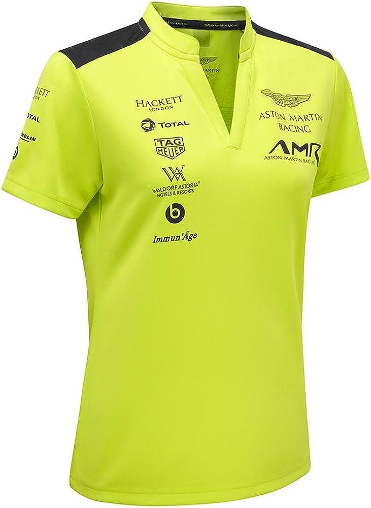 Aston Martin Racing Ladies Lime Polo