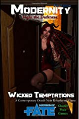 Wicked Temptations for Modernity (Fate Edition) B&W: Fight the Darkness by David Reed (2015-03-07) Paperback