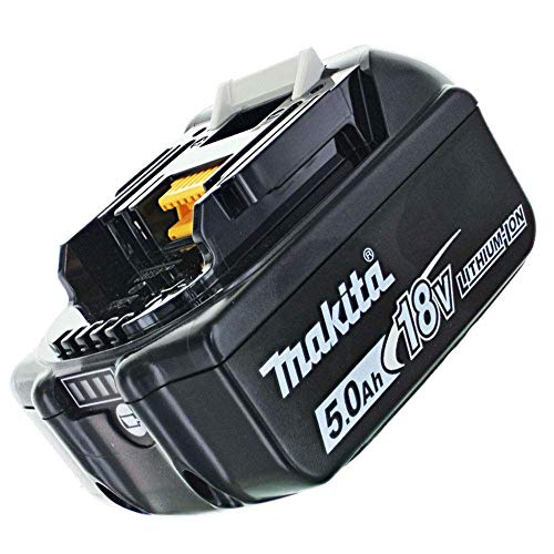 Makita 197280-8 BL1850 Batterie 18V 5Ah Li-Ion avec Indicateur de Charge