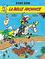 Les Nouvelles Aventures de Lucky Luke, tome 1 - La Belle Province d'Achdé