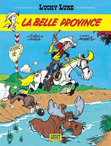 Les Nouvelles Aventures de Lucky Luke, tome 1