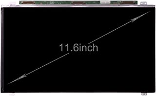 11.6 inch 30 Pin 16:9 High Resolution 1366 x 768 Laptop Screens TFT LCD Panels Durable