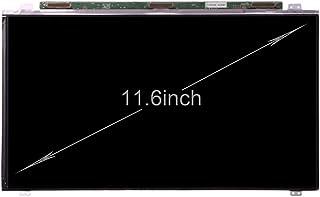 LZSHENG NT116WHM-N41 11.6 inch 30 Pin 16:9 High Resolution 1366 x 768 Laptop Screens TFT LCD Panels