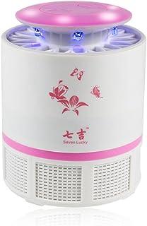 Yxsd - Lámpara UV para matar mosquitos, no tóxica, supereficaz, matador de mosquitos, anti rayos UV, atraer Zap volador, insectos, mosquitos, solución de control de plagas