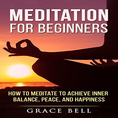 Couverture de Meditation for Beginners