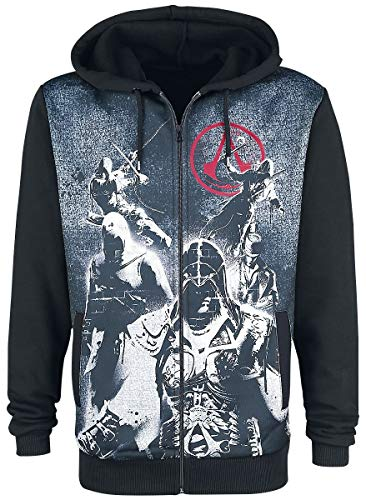 Assassin's Creed Live by The Creed Kapuzenjacke Multicolour L