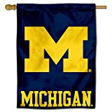 College Flags & Banners Co. University of Michigan Wolverines UM House Flag