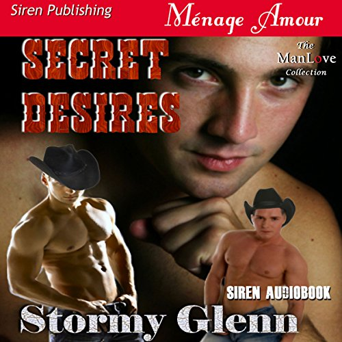 Secret Desires audiobook cover art