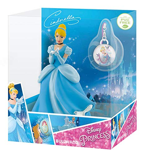 Cinderella 2 Piece Box Set Birthday Party Cake Toppers with Birthday Girl Charm