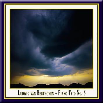 Beethoven: Piano Trio No. 6 in E-Flat Major, Op. 70, No. 2 (Live)