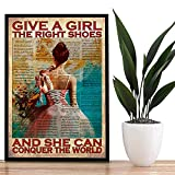 Poster Ballet Shoes