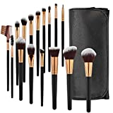 Best Makeup Brushes Sets - SOLVE Makeup Brushes 16 Pcs Premium Synthetic Foundation Review