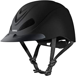 Troxel Liberty Horse Riding Western Helmet Low Profile Adjustable
