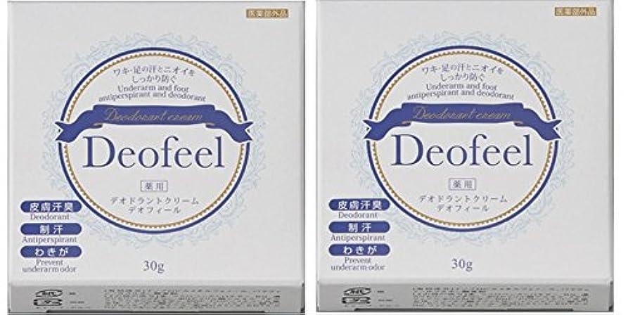 ディーラーでもスチュアート島薬用デオドラントクリーム デオフィール 30g 【医薬部外品】 (2)