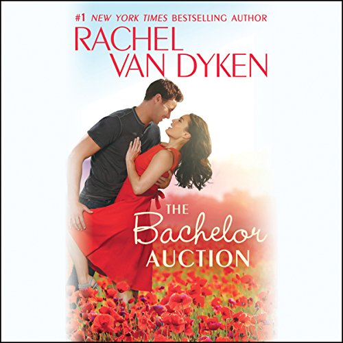 The Bachelor Auction audiobook cover art