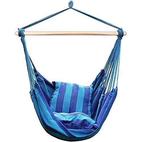 Blissun Hanging Hammock Chair, Hanging...