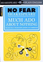 No Fear: Much Ado About Nothing (Sparknotes No Fear Shakespeare) by John (ed) Crowther (2004-11-01)