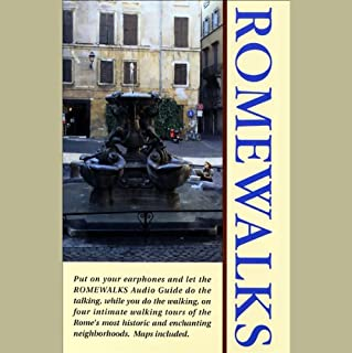 Romewalks cover art