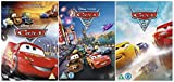 Cars 1-3 Complete DVD Collection - Cars / Cars 2 / Cars 3
