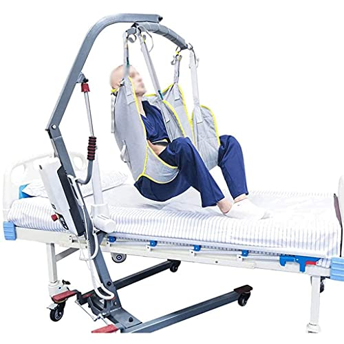 LSWKG Cinturón de Transferencia médica de elevación,Paciente Cinturón De Transferencia para Bariátrico,Enfermería,Anciano,Discapacitado,Cuerpo Completo Y Postrado En Cama,Accesorios de Enfermeria