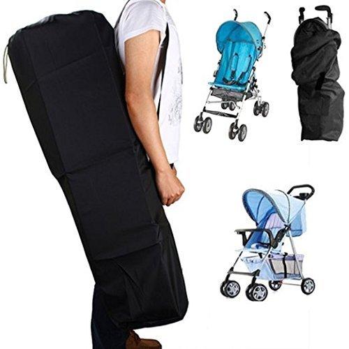 Yosoo di Check-Borsa da viaggio per passeggino passeggini ottima con tracolla, impermeabile, leggero, ideale per controllare e di spazio aereo