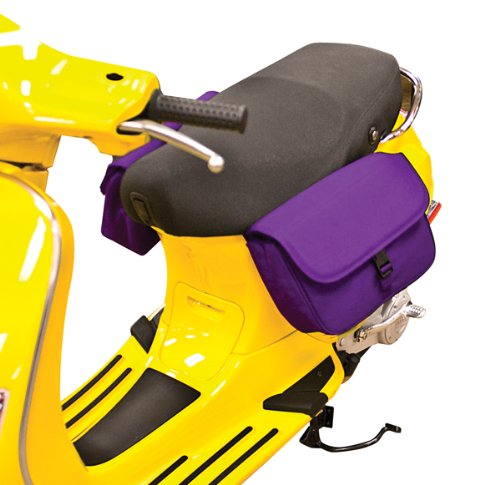 Why Choose Kwik Tek Scooter Logic Saddlebag