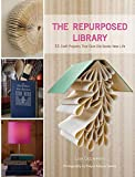 Craft Ideas Using Old Books | The Repurposed Library