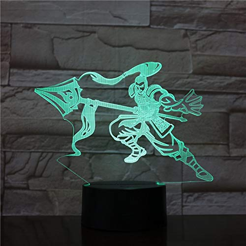 7 Colors LED Touch 3D Lamp Lizard Chameleon Desk Lamp Kids Gifts Nightlight USB Lampara Baby Sleep Light Fixture Decor