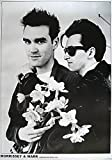 Unbekannt The Smiths Poster Morrissey & Johnny MARR