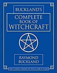 buckland's complete book of witchcraft book cover