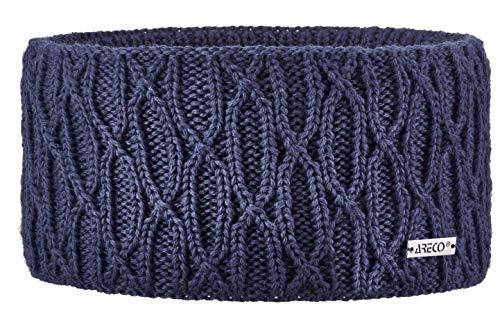 Areco Damen Nora'18 Stirnband, Blau, One Size