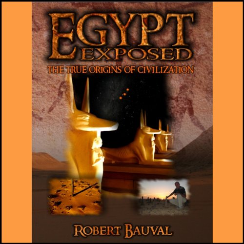 Egypt Exposed cover art