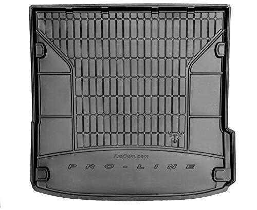 Frogum TM549130 Kofferraumwanne Kofferraummatte - Antirutsch fahrzeugspezifisch