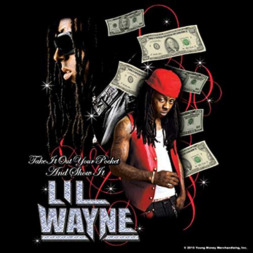 Rocks-off Lil Wayne Untersetzer-Set, gemischt