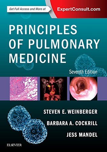 Compare Textbook Prices for Principles of Pulmonary Medicine: Expert Consult - Online and Print 7 Edition ISBN 9780323523714 by Weinberger MD  MACP  FRCP, Steven E.,Cockrill MD, Barbara A.,Mandel MD  FACP, Jess
