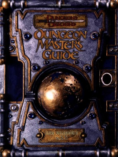 Dungeon Master's Guide: Core Rulebook II: 3.5