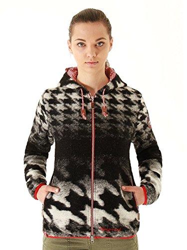 Almgwand Damen Skijacke schwarz 44
