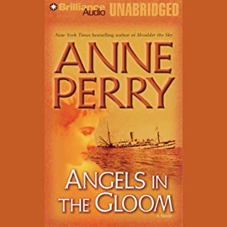 Angels in the Gloom audiobook cover art