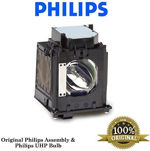 Mitsubishi 915P049010 Projector TV Assembly with OEM Bulb and Original Housing
