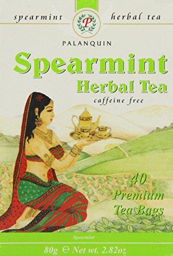 Palanquin Grüne Minz Tea (40 Tee-Beutel)